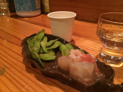 日本酒ゴーアラウンド神戸 旬彩割烹 姫膳 水