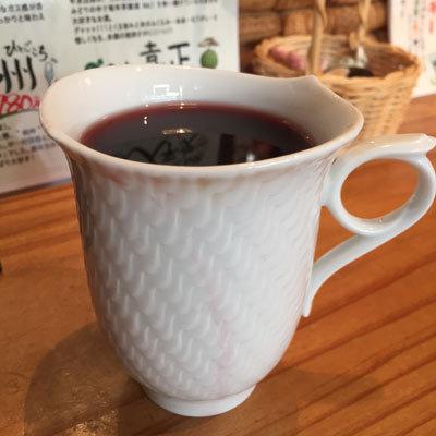 明石 立呑み Ace ホットワイン