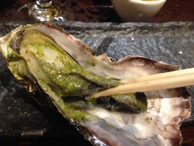 赤穂 牡蠣 かましま 蒸し牡蠣 バジル