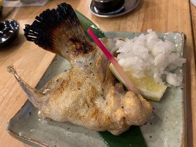 姫路 居酒屋 魚屋 アラ
