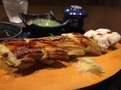姫路 創作料理 一張羅 寿司