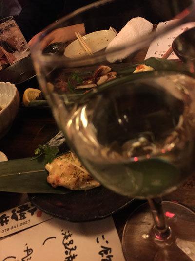 神戸 三ノ宮 居酒屋 味兵衛 日本酒