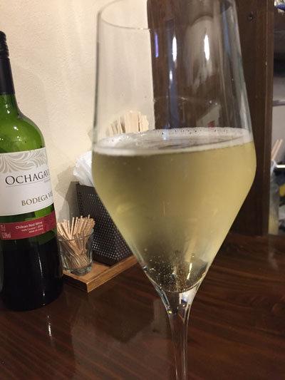 姫路 バル・バール kagen スパークリングワイン