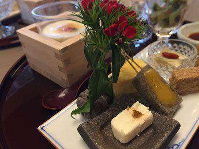 白鹿クラシックス 海老と冬野菜の天麩羅盛合せ