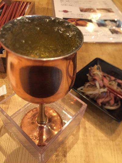 姫路 立吞み 肉バル TSUMUGIYA ワイン