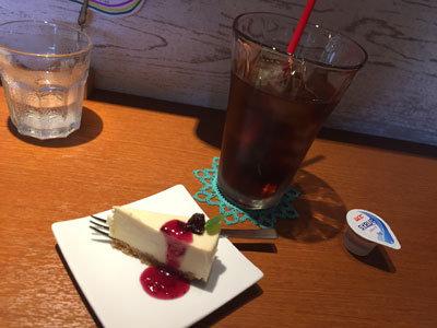 姫路 Cafe ダイニング 千 Sen デザート