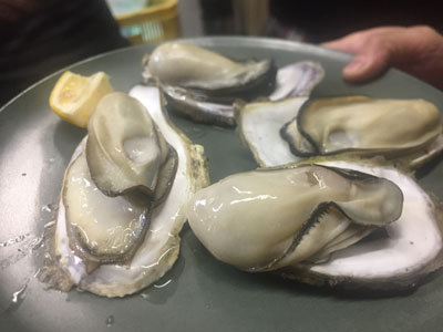 明石 PON×KOTSU 焼き牡蠣