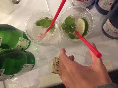 日本酒 純米MISA モヒート