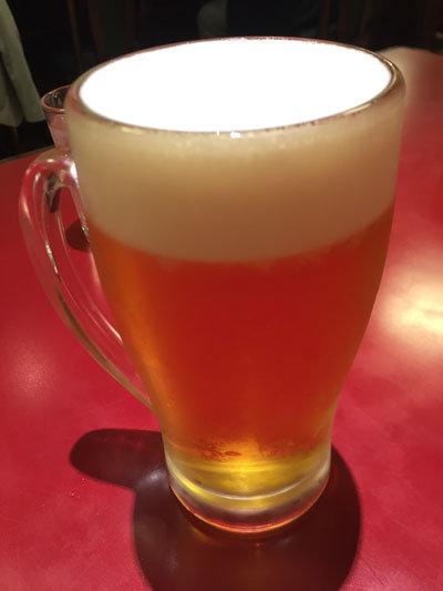 姫路 紅宝石 おつかれ様乾杯セット 生ビール