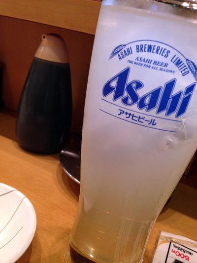 大阪 寿司 市場ずし チューハイ