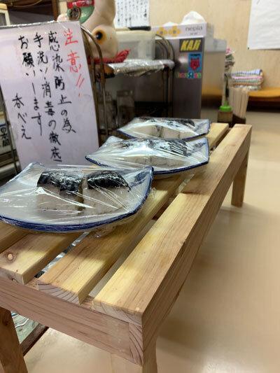 明石 立呑み 呑べえ 寿司台