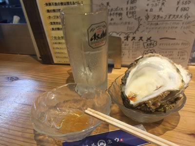 姫路 フェスタバル 2018 マルホウ 牡蠣