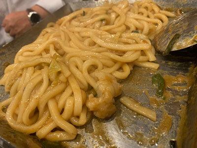 姫路 焼肉ホルモン 五味屋 五味屋鍋 うどん