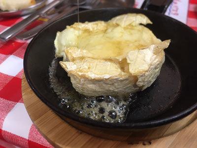 姫路 イタリアンMARUMASA ハチミツ