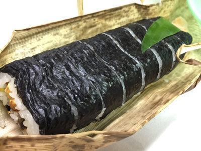 姫路 割烹 くろ田 上太巻き寿司