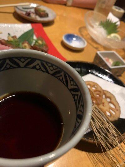 姫路 北前そば 高田屋 蕎麦つゆ