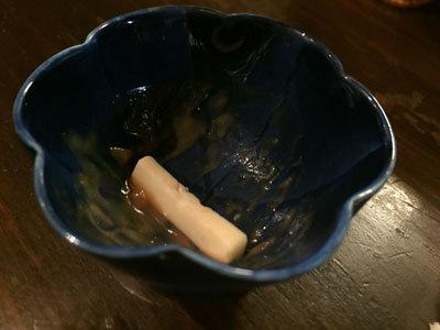 明石 立ち吞み処 つなぎ家 燻製塩辛