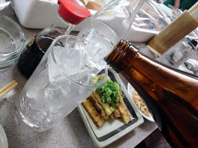 加古川 岩崎酒店 立呑み処 焼酎