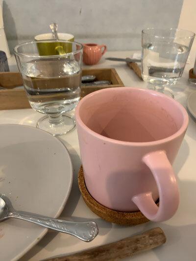 姫路 カフェ Rei ランチ 紅茶