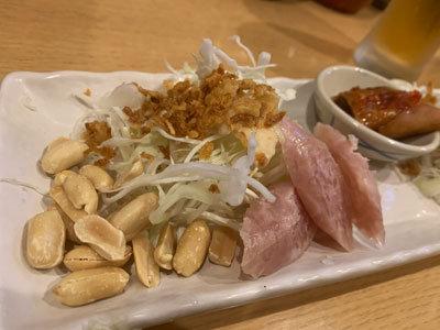 新開地 タイ料理 たむちゃん セット