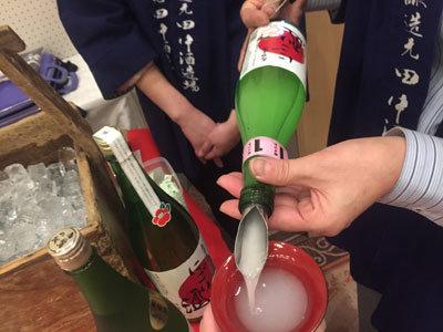 播磨美酒美食の宴 2018 名刀正宗