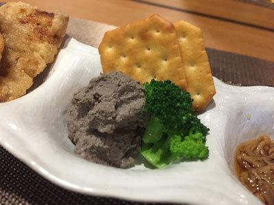 姫路 キッチンハウス kitchenHouse 鶏レバーペースト