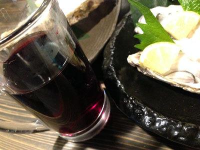 加古川 居酒屋 ダイフク ホットワイン