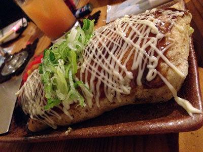 赤穂 牡蠣 かましま 牡蠣お好み焼き