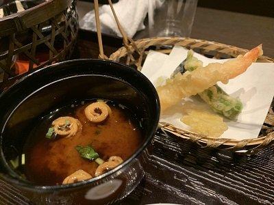 京都 京やさい料理 接方来 京都駅ビル店 天ぷら