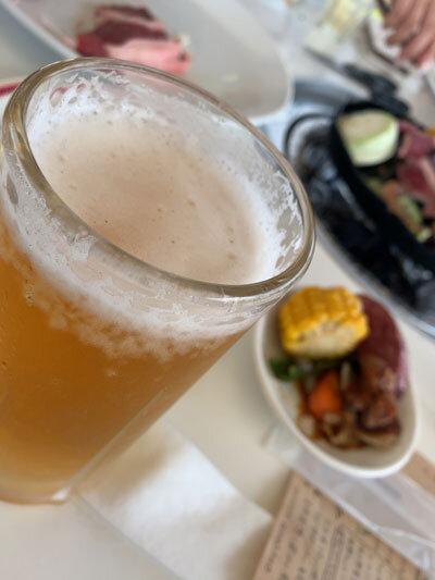 蒜山高原 WOOD PAO 生ビール