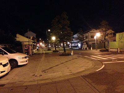 播州赤穂 駅前 街並