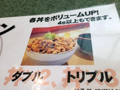東二見 焼き肉 のむらや 牛丼