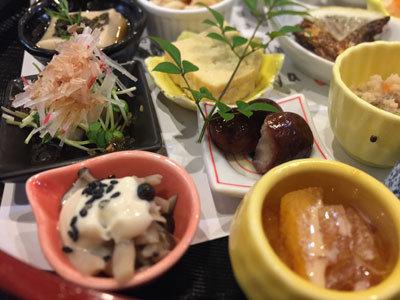 姫路 侘・bistoro mizuya つみ菜膳 おばんざい