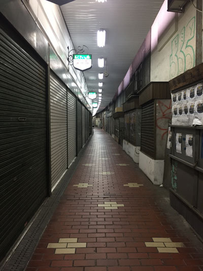 神戸 モトコー6番街
