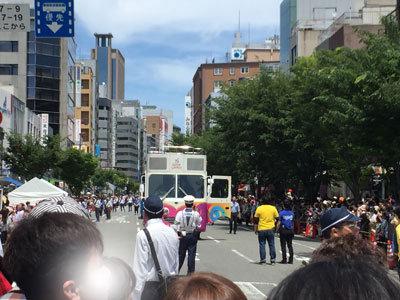 第48回 神戸まつり ディズニーパレード
