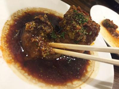 姫路 ワインバル kagen 洋風おでん 豚の角煮
