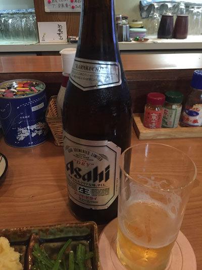 姫路 家庭料理のお店 ひとみ ビール