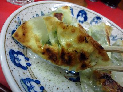神戸 台湾料理 金山園 焼き餃子