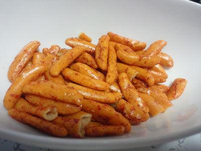 辛い-柿の種