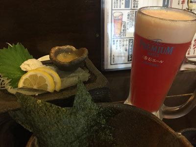 姫路 ひめじ路地裏 居酒屋 魚っと トマトビール