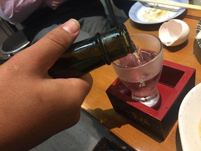姫路 焼き鳥 みこはち屋 日本酒