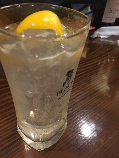 姫路 wine space kagen チューハイレモン