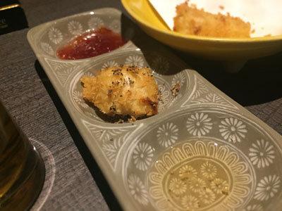 姫路 和み庵 篤屋 チーズフライ