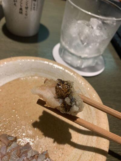 姫路 魚町 土佐料理 よさこい うつぼ天ぷら