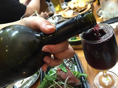 姫路 イタリアン MARUMASA グラスワイン