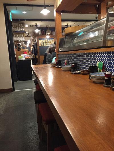 姫路 酒肴 魚寿司 カウンター