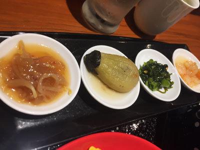 姫路 寿司 AVANZAR ランチ 小鉢