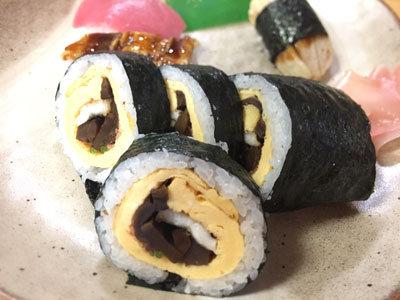 須磨 鮨 にっ多 上巻き寿司