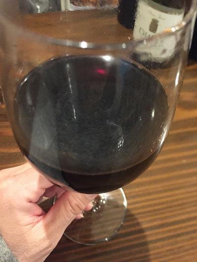 姫路 ワインバル kagen ホットワイン赤