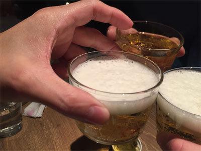 姫路 スペイン バルマル 乾杯